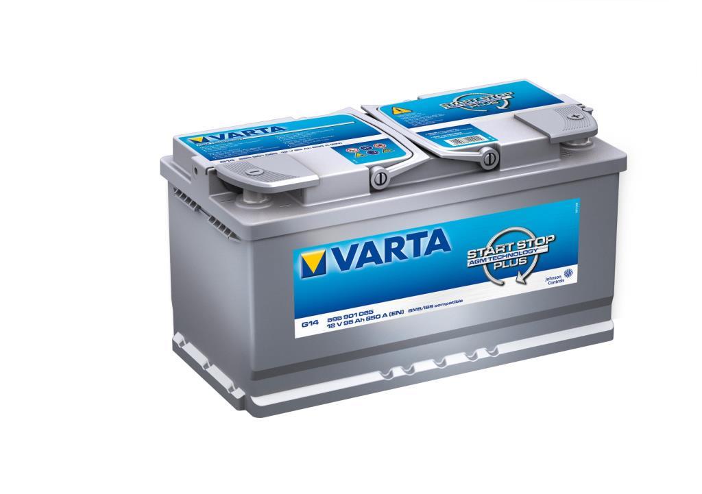 Batterie VARTA 595901085D852