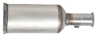 Filtre à Particules / à Suie, échappement AS FD1006