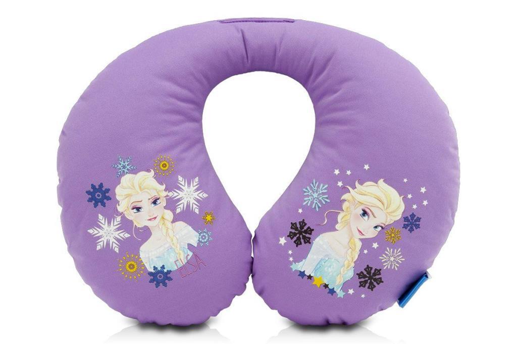 Coussin voyage enfants Disney Reine des neiges FROZ103