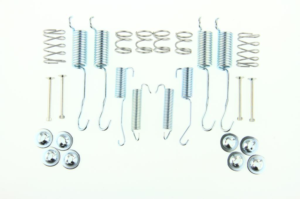Kit d'accessoires, mâchoire de frein HELLA PAGID 8DZ 355 200-501