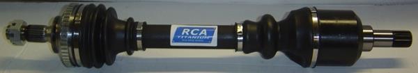 Cardan RCA France P205AN