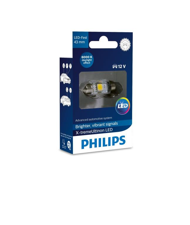 Ampoules LED Eclairage d'intérieur et signalisation PHILIPS 39712330