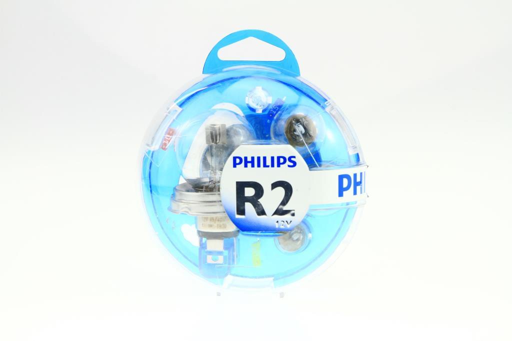 Coffret d'ampoules PHILIPS 70040428