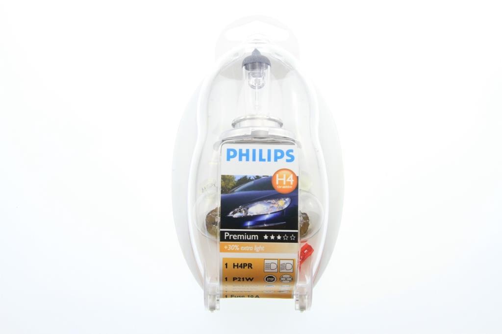 Coffret d'ampoules PHILIPS 55473EKKM