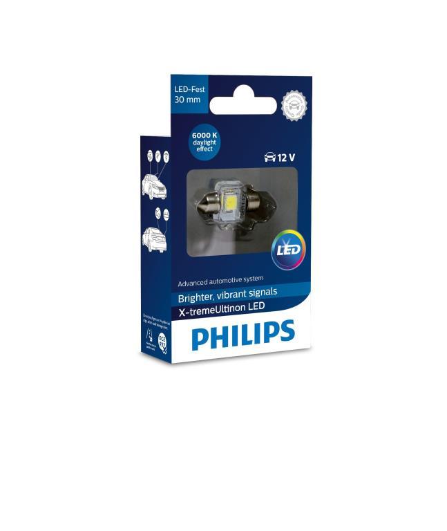 Ampoules LED Eclairage d'intérieur et signalisation PHILIPS 39716130