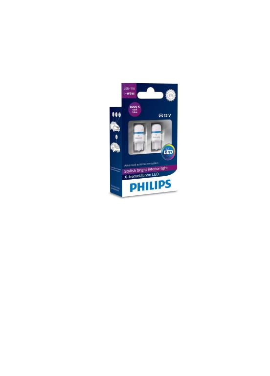 Ampoules LED Eclairage d'intérieur et signalisation PHILIPS 39598330
