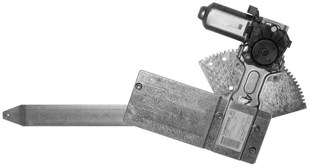 Mécanisme De Lève-vitre MAGNETI MARELLI 350103336000