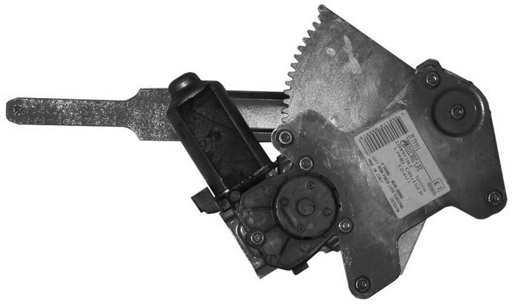 Mécanisme De Lève-vitre MAGNETI MARELLI 350103389000