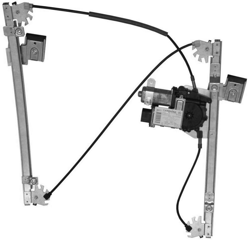 Mécanisme De Lève-vitre MAGNETI MARELLI 350103425000