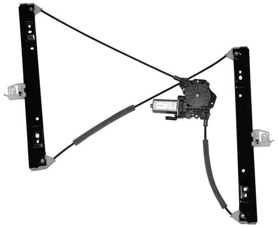 Mécanisme De Lève-vitre MAGNETI MARELLI 350103491000