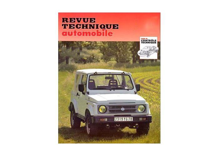 Revue technique auto ETAI 14982